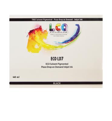 Cartuccia EcoSolvente LD7 - Nero