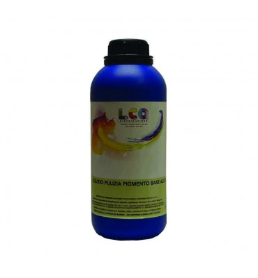 Liquido di pulizia LCA a pigmento base acqua 1L