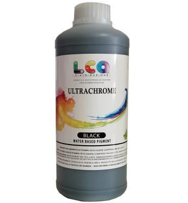 Inchiostro pigmento AQUEOUS 1 LT - Nero