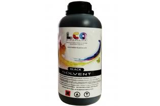 Inchiostro compatibile Eco Solvente 1 LT - Nero