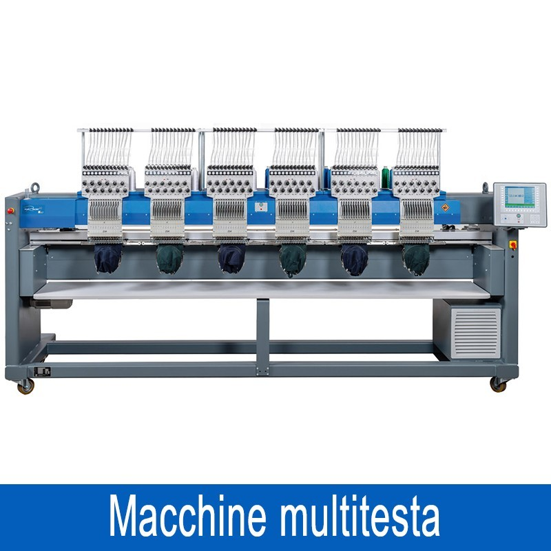 Macchine Multitesta