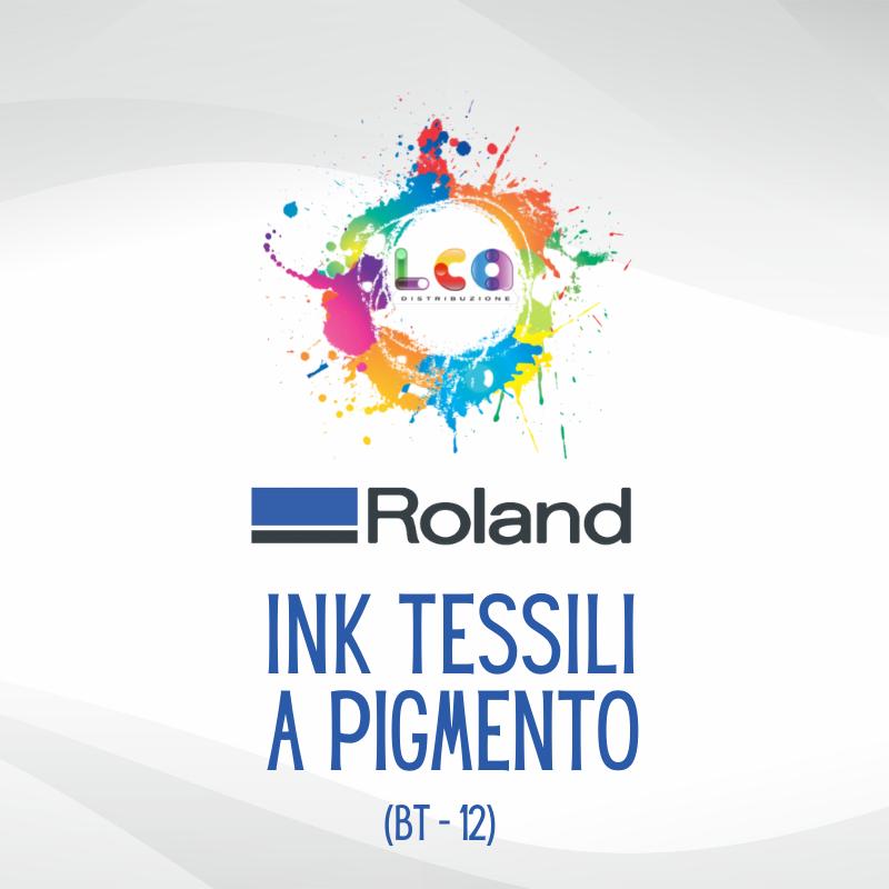 INK Tessili a Pigmento (BT-12)