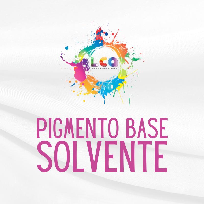 Pigmento Base Solvente