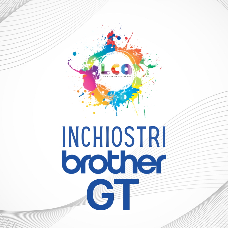Inchiostri Brother GT