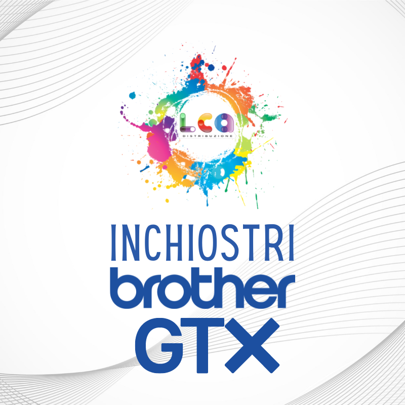 Inchiostri Brother GTX