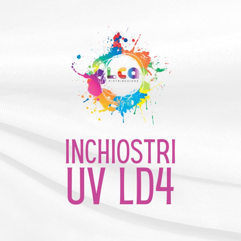 Inchiostri UV-LD4