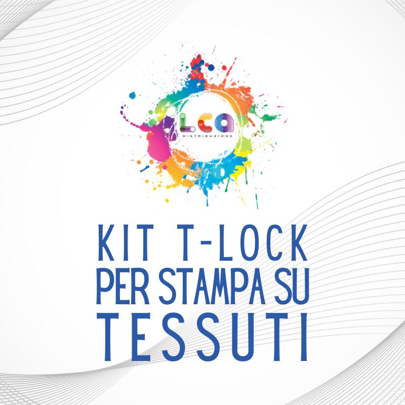 Kit T-Lock completo di varie forme per GT-3 e GTX