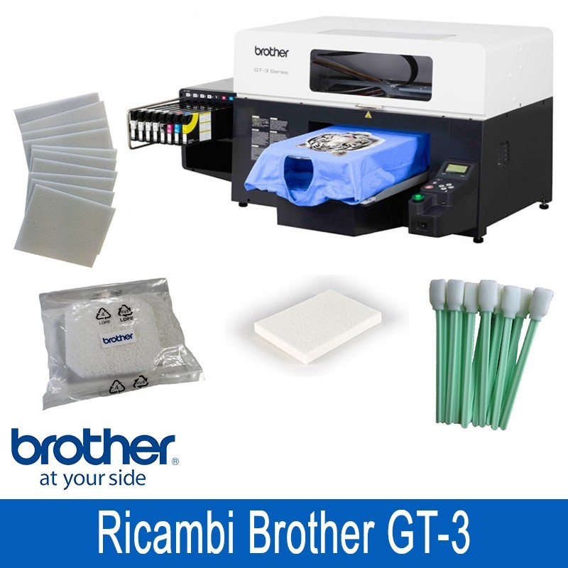 Ricambi Brother GT-3