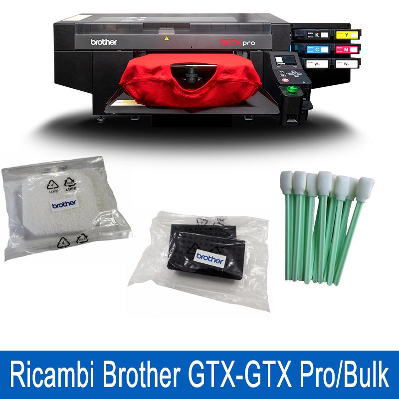 Ricambi Brother GTX - GTX Pro/Bulk